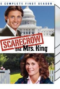 Scarecrow & Mrs. King Season 1 DVD-Box