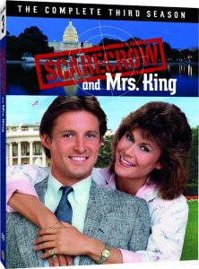 Scarecrow & Mrs. King Season 3 DVD-Box