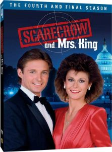 Scarecrow & Mrs. King Season 4 DVD-Box