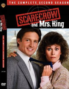 Scarecrow & Mrs. King Season 2 DVD-Box